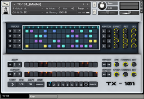AudioThing выпустила TX-101 для Native Instruments Kontakt.
