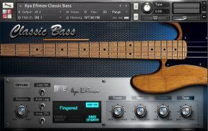 Ilya Efimov выпустил Classic Bass.