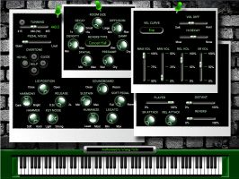 Sound Magic обновил LuckyBean пианино v1.6 для Windows